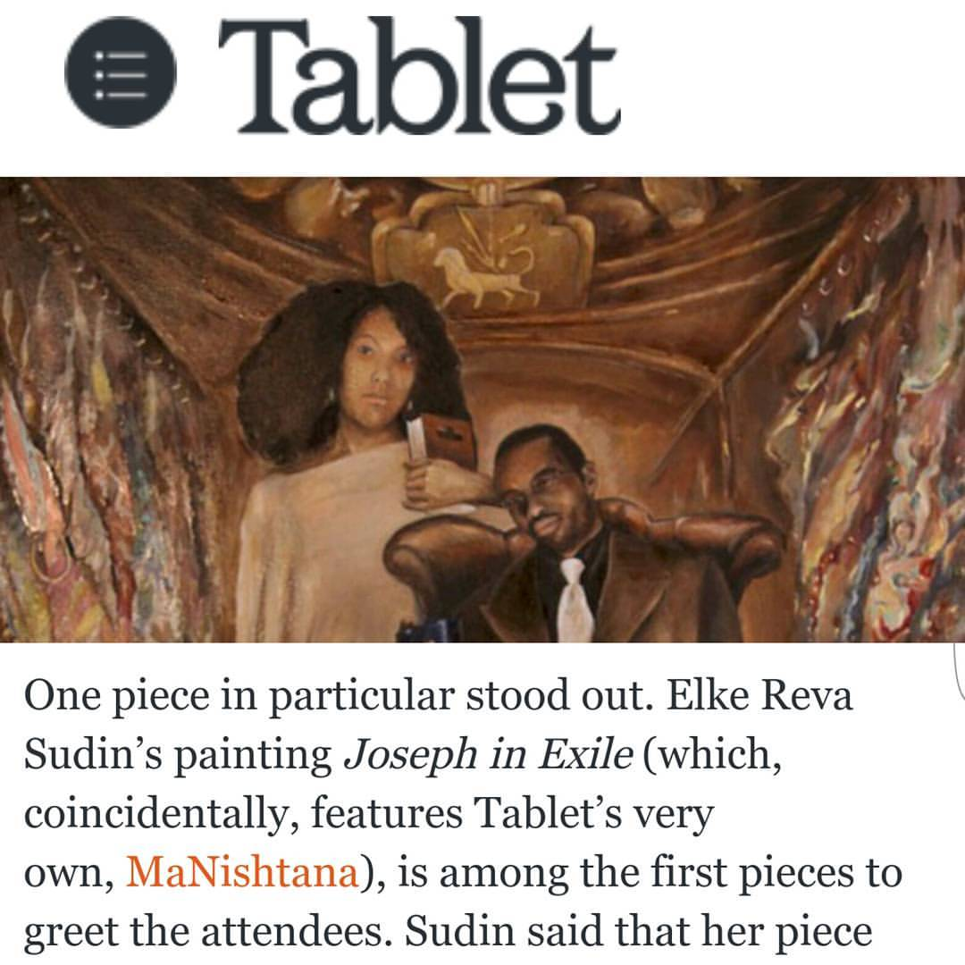 Tablet Feature Joseph in Exile Brooklyn Juxtaposed