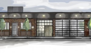 Concept Designs for The Green Building