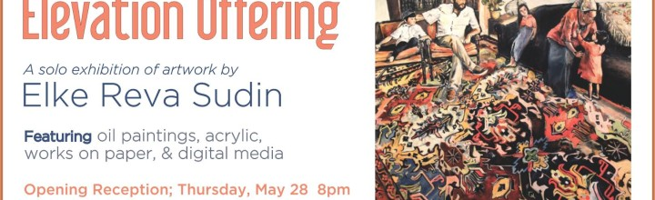 Solo Exhibition in Crown Heights