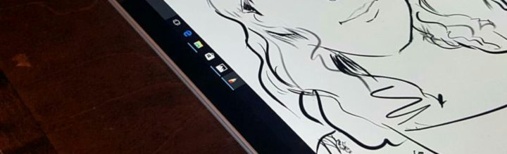 Microsoft Surface posts drawing
